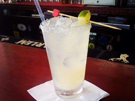 Bring your thirst to Friday's Margarita Festival at the Yard at the Iron Horse Hotel.