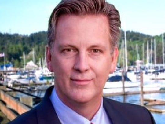Republican Marty McClendon is challenging Democrat