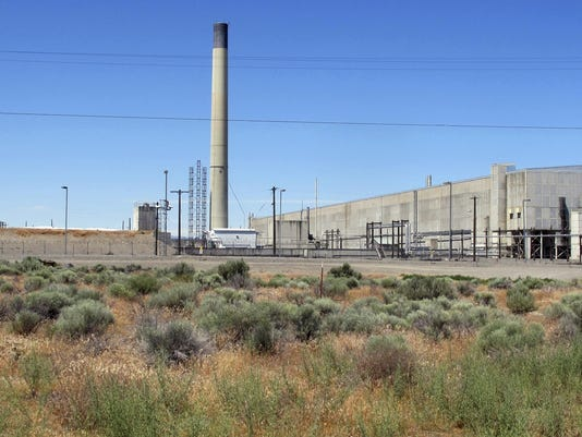Plutonium Levels Hanford