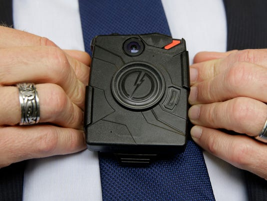 York City Police will be getting body cameras.