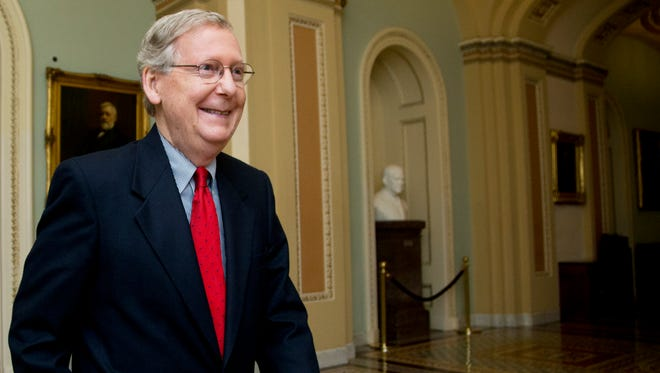Senate Conservatives Action has targeted Sen. Mitch McConnell, R-Ky.