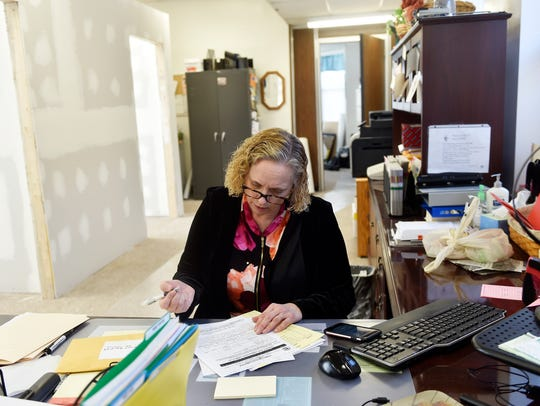 York County Coroner Pam Gay reviews cremation request