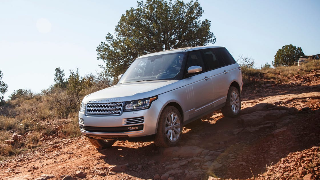 Review 2016 Range Rover Makes The Case For Diesel