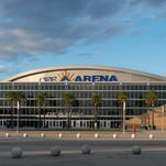 CFE Arena on UCF's main campus