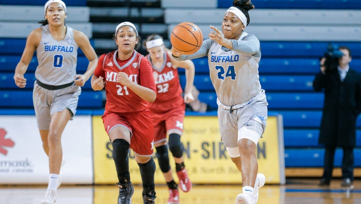 Cierra Dillard primed to make more history with UB women in NCAA basketball tournament