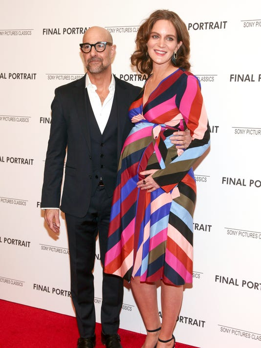 "AP NY SPECIAL SCREENING OF ""FINAL PORTRAIT"" A ENT USA NY"