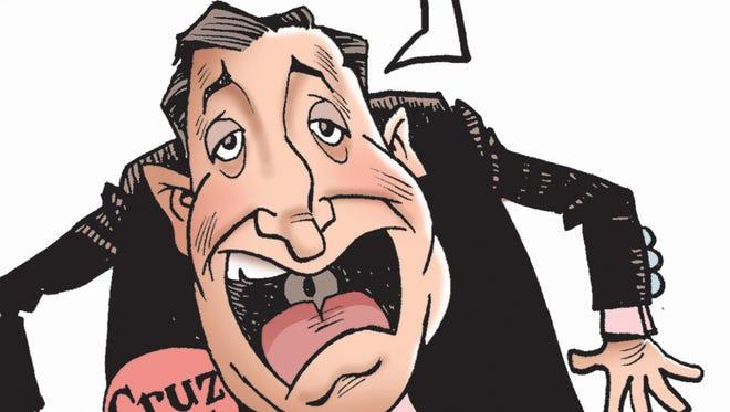 Republican presidential candidate Ted Cruz has an awful idea.