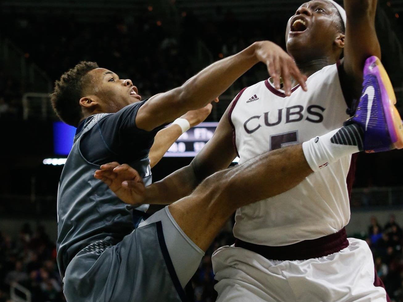 Winston signed with Michigan State, won the 2016 Mr. Basketball award and graduated from U-D magna cum laude with a 3.5 grade-point average.
