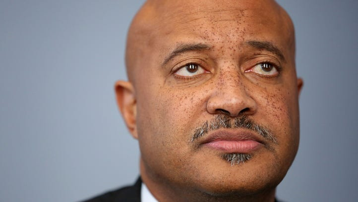 Attorney General Curtis Hill assails Marion County Prosecutor Terry Curry