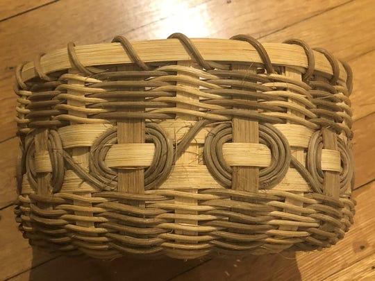 Double Bottom Basket