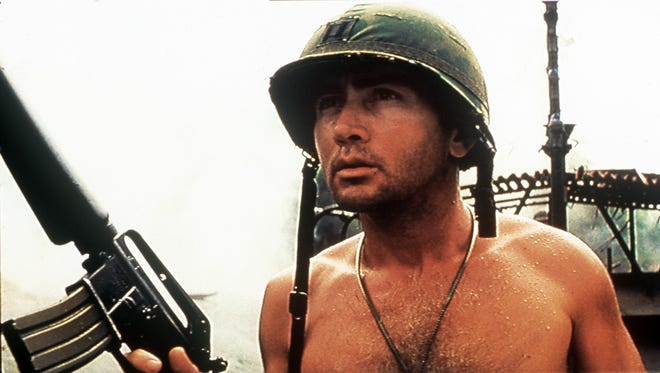 "An Army officer (Martin Sheen) is assigned to find a colonel who's gone rogue in ""Apocalypse Now."""
