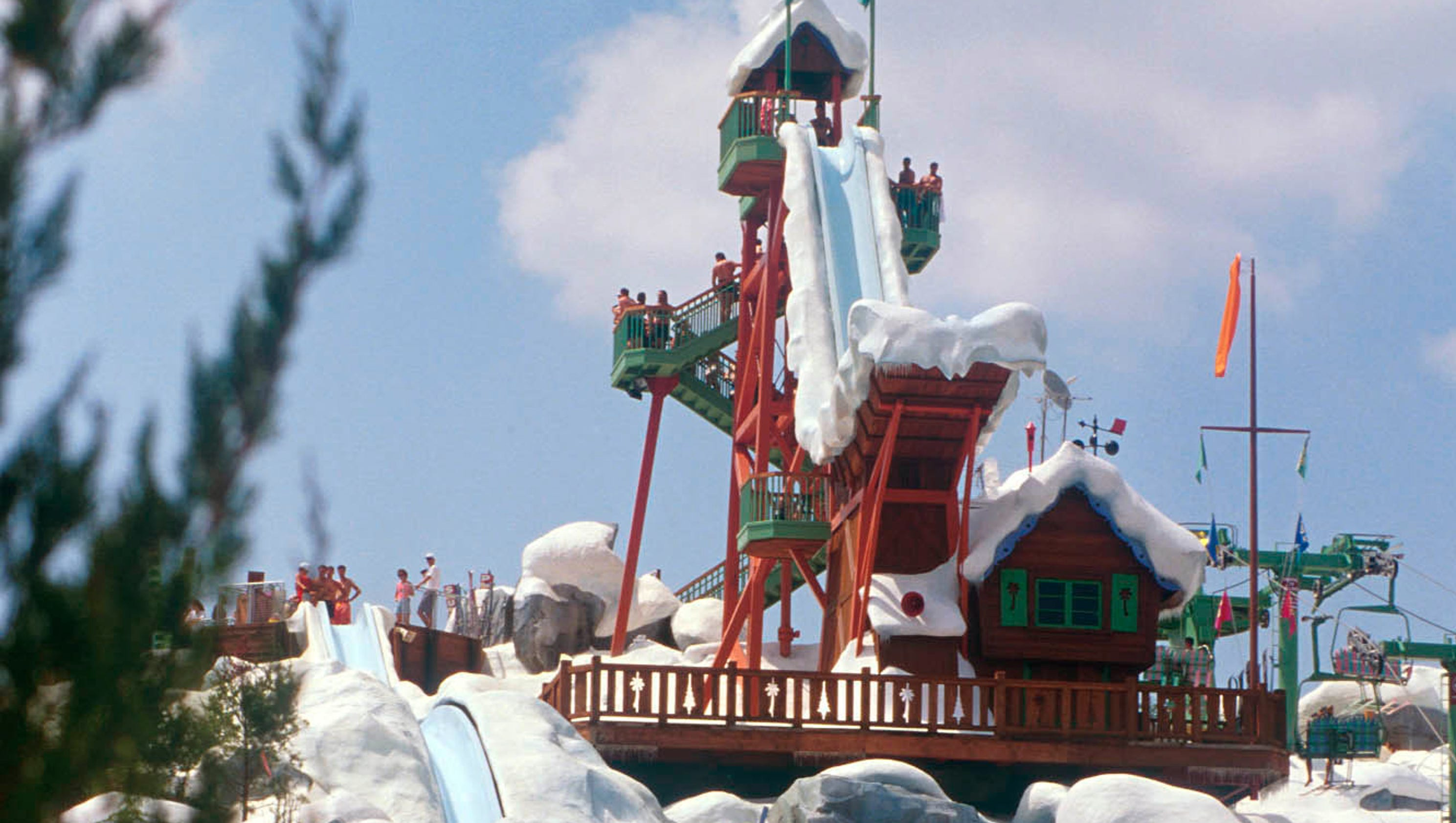 Weather At Blizzard Beach Today