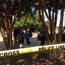 Fatal Shooting at the Madison County Courthouse | Gallery