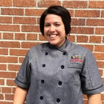 Jessica Shapiro of the Cheese Board is competing in the finals of Artown's Chefs Al Fresco event on July 25 on the terrace of Campo Reno.