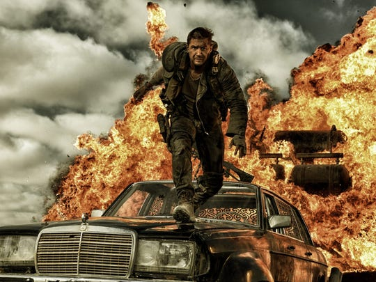 Max Rockatansky (Tom Hardy) is a man of few words but
