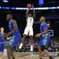FSU guard Dwayne Bacon ready for the next step as the NBA calls