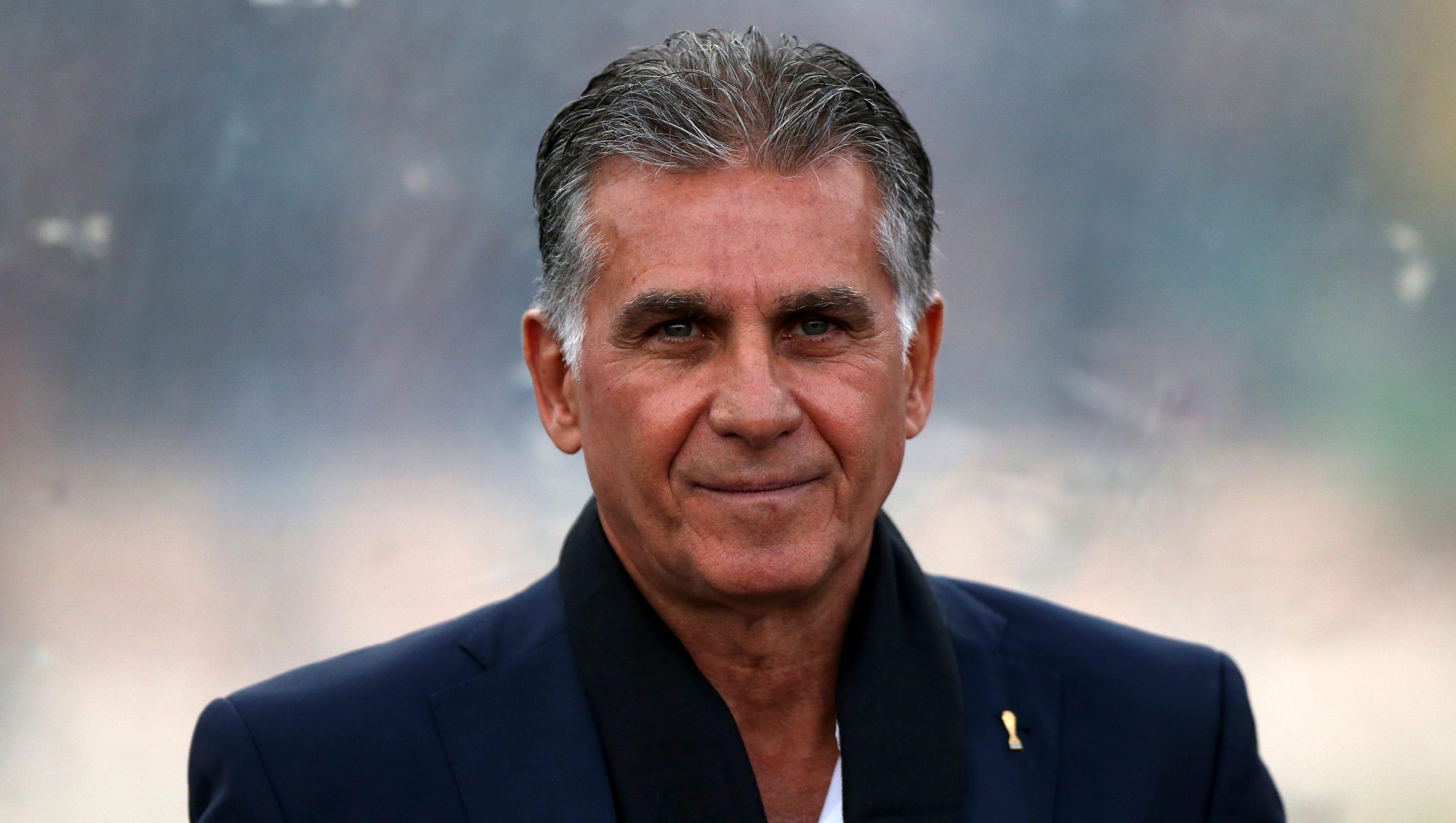 Iran national team coach Carlos Queiroz resigns