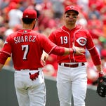 Reds' Joey Votto on pace to start all 162 games