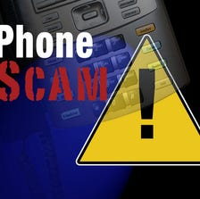 Md. police warn residents of IRS scam