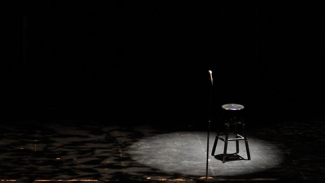 The stage is set for the sixth annual LOL@TheGrand stand-up comedy contest Friday night at Wilmington's baby grand.