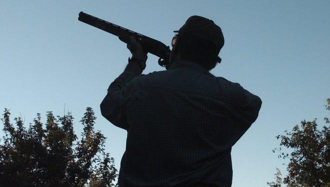 File photo of a hunter.