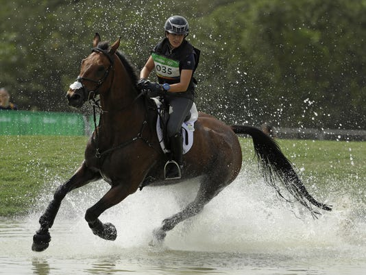 Rio Olympics Equestri_Bett