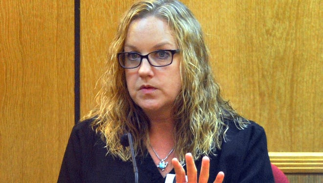 Sex Abuse Nurse Examiner Heather Lampe testified Thursday morning during the Antonio Parra Perez trial. Perez is on trial for sexual assault of two young girls.