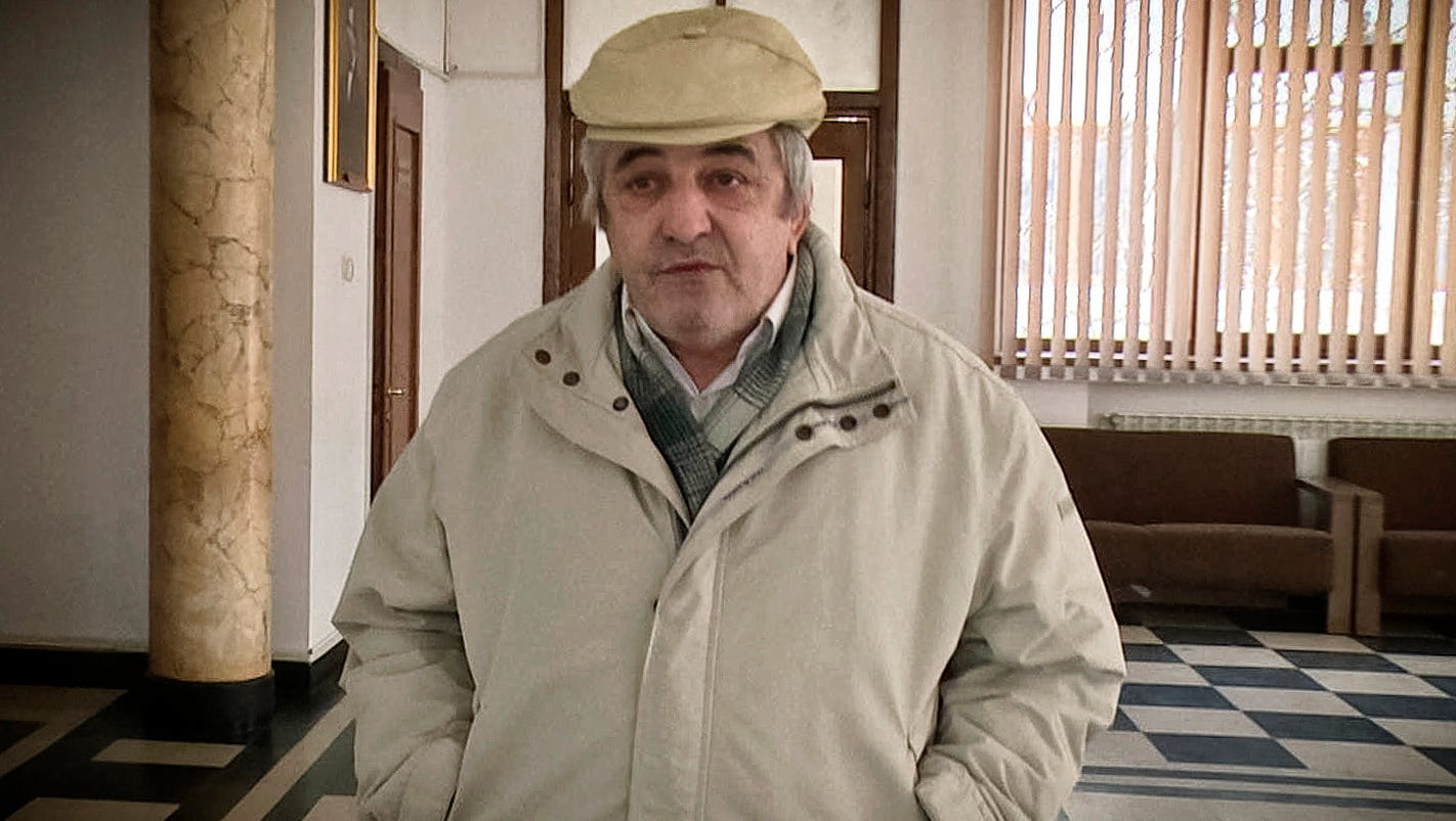 'I am listed dead, I can't do anything': Romanian court tells man he's not alive