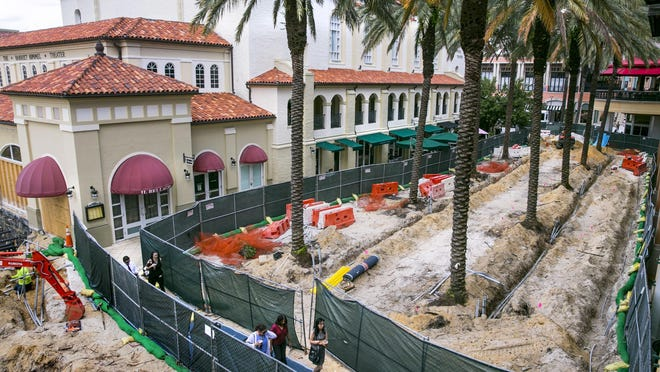 A new name is just one of the changes at Rosemary Square in West Palm Beach.