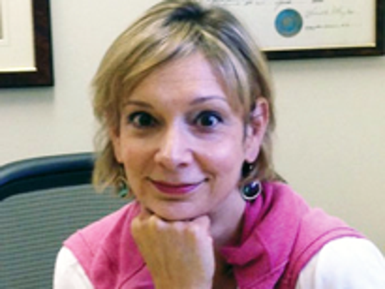 Dr. Michelle Papka, director and founder of CRCNJ (Cognitive