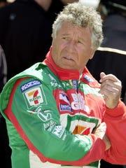 Racing legend Mario Andretti