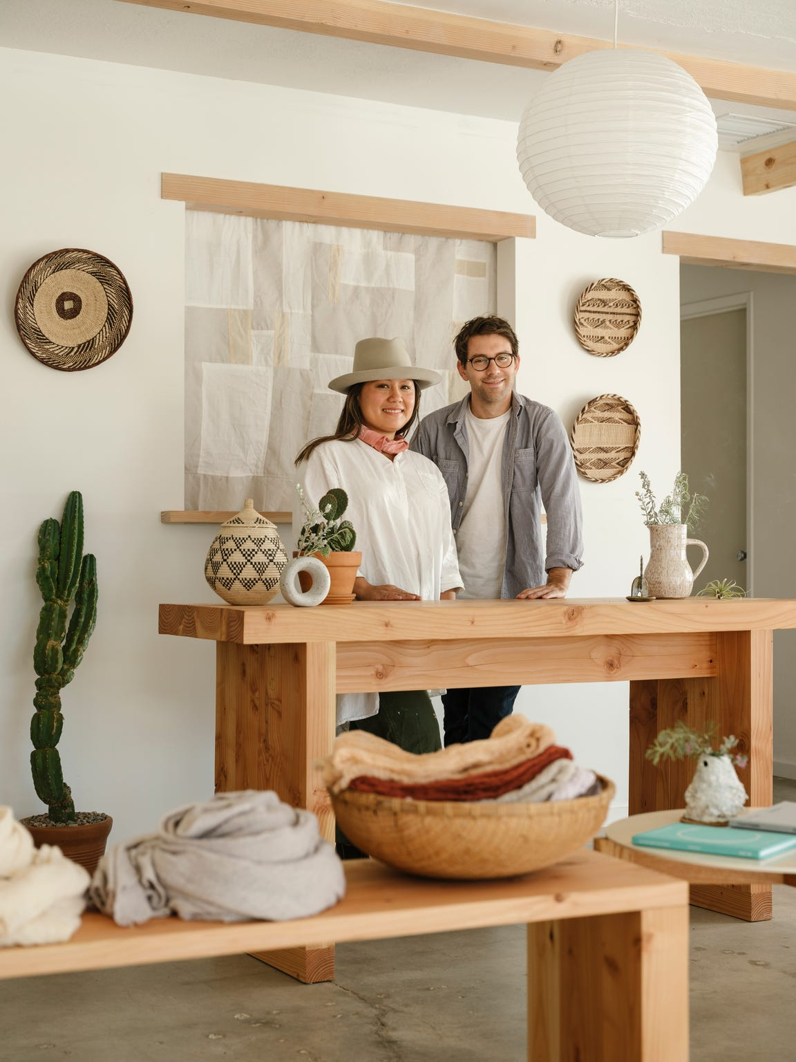 Fire on the Mesa founders Anthony Angelicola and Thao