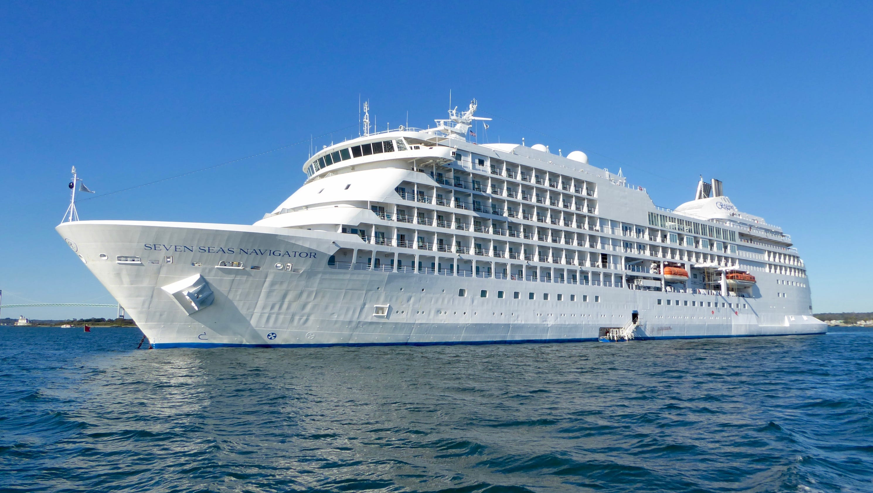 Cruise Ship Tours: Regent Seven Seas Cruises' Seven Seas