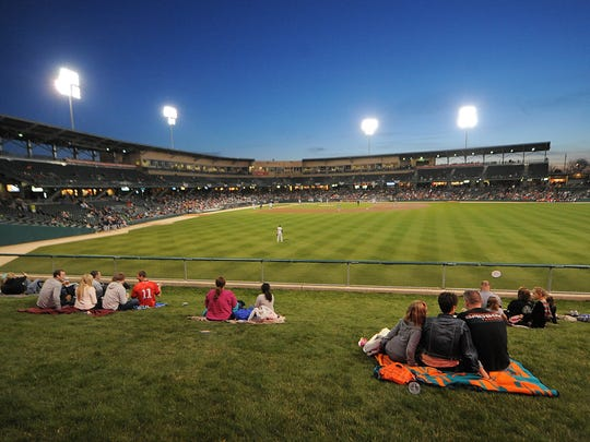 Victory Field Indianapolis Indians