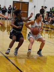 Galena beat Damonte Ranch, 36-34 Tuesday in a Northern 4A girls basketball game at Galena.