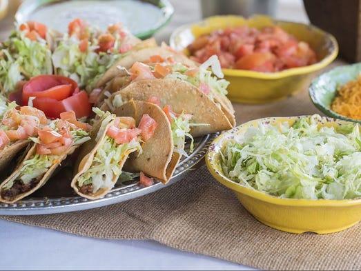 Mexican Restaurant Alma School Road