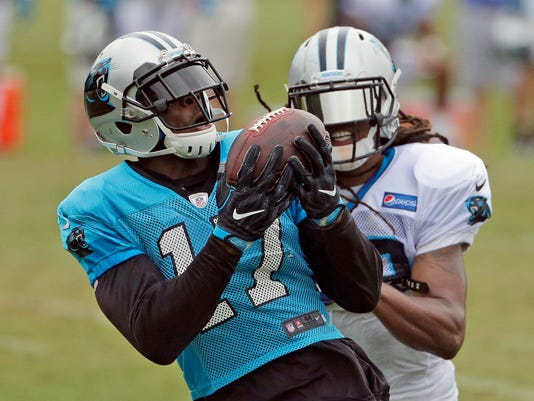 Devin Funchess, Tre Boston