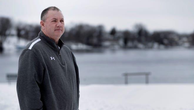 Tom Lechnir, former baseball coach at the University of Wisconsin-Oshkosh, now lives in Kimberly.