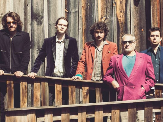 Donald Fagen and the Nightflyers.