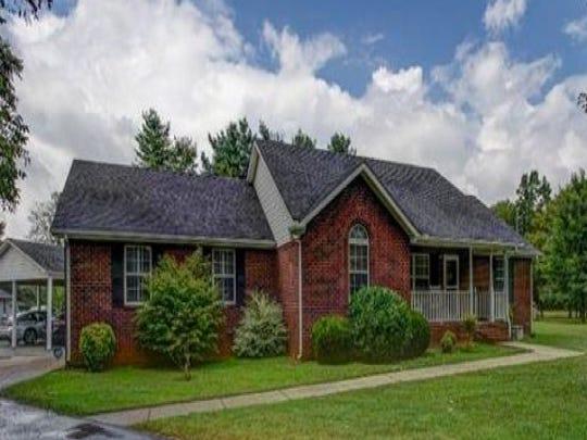 RUTHERFORD COUNTY: 1648 Ghee Rd., Murfreesboro 37127