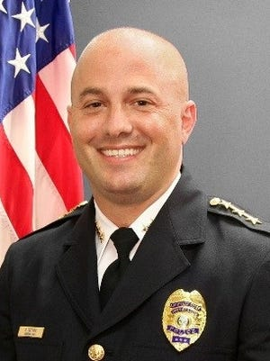 Port St. Lucie Assistant Police Chief Richard R. Del Toro Jr. has been elected president of the Boys & Girls Club of St. Lucie County's board of directors.