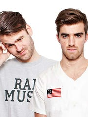 EDM duo Chainsmokers are set to take their chart-topping