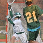 Howell junior midfielder Jake Swift (21) was selected to the Brine National High School All-America team.