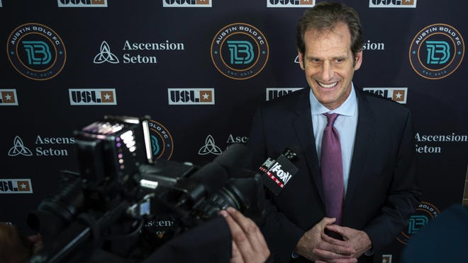 Austin Bold FC owner Bobby Epstein says the franchise will take the field in 2021 despite Major League Soccer's Austin FC kicking off its inaugural season next year.