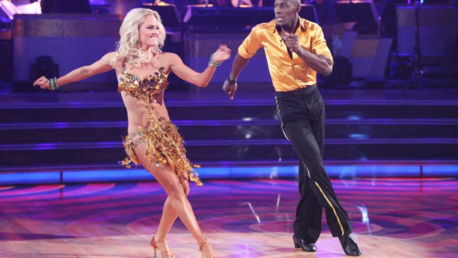 """Donald Driver and his """"Dancing With the Stars"""" partner Peta Murgatroyd thrilled audiences en route to winning the Mirror Ball Trophy."""