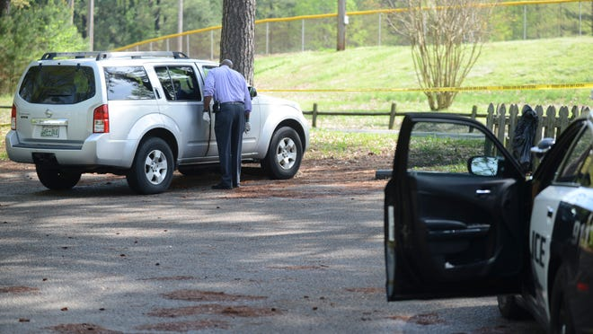 William Jobe Jr., 35, was found dead in his car at Muse Park on Thursday morning.