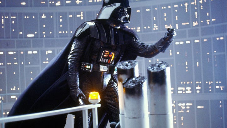 Yeah, we know the whole series is Darth Vader's story, but it's just not a really great one ...
