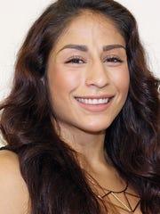 Oklahoma City University junior Natalia Hinojo. She
