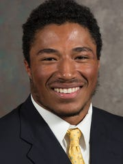 Armen Ware, UD football player