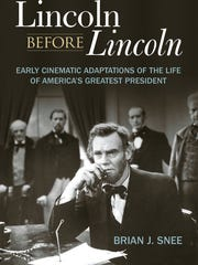 Lincoln Before Lincoln book cover